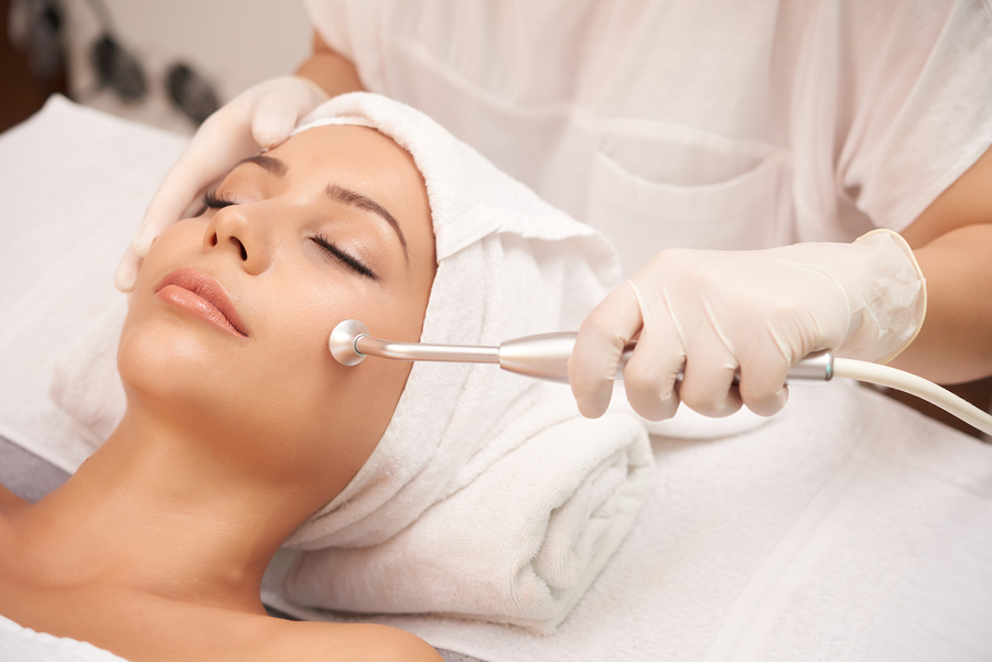 Choose from a variety of skin care treatments